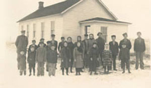 Garfield Center School 1912