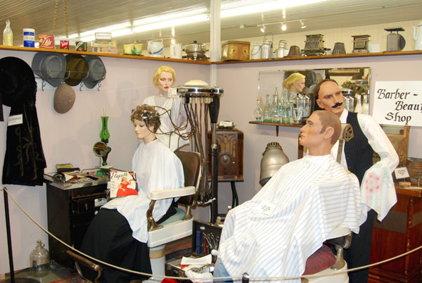 West Bend Historical Museum - Barber