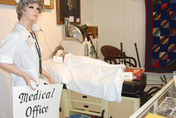 West Bend Historical Museum of Medical Office
