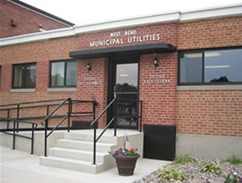 West Bend Municipal Utilities and City Hall