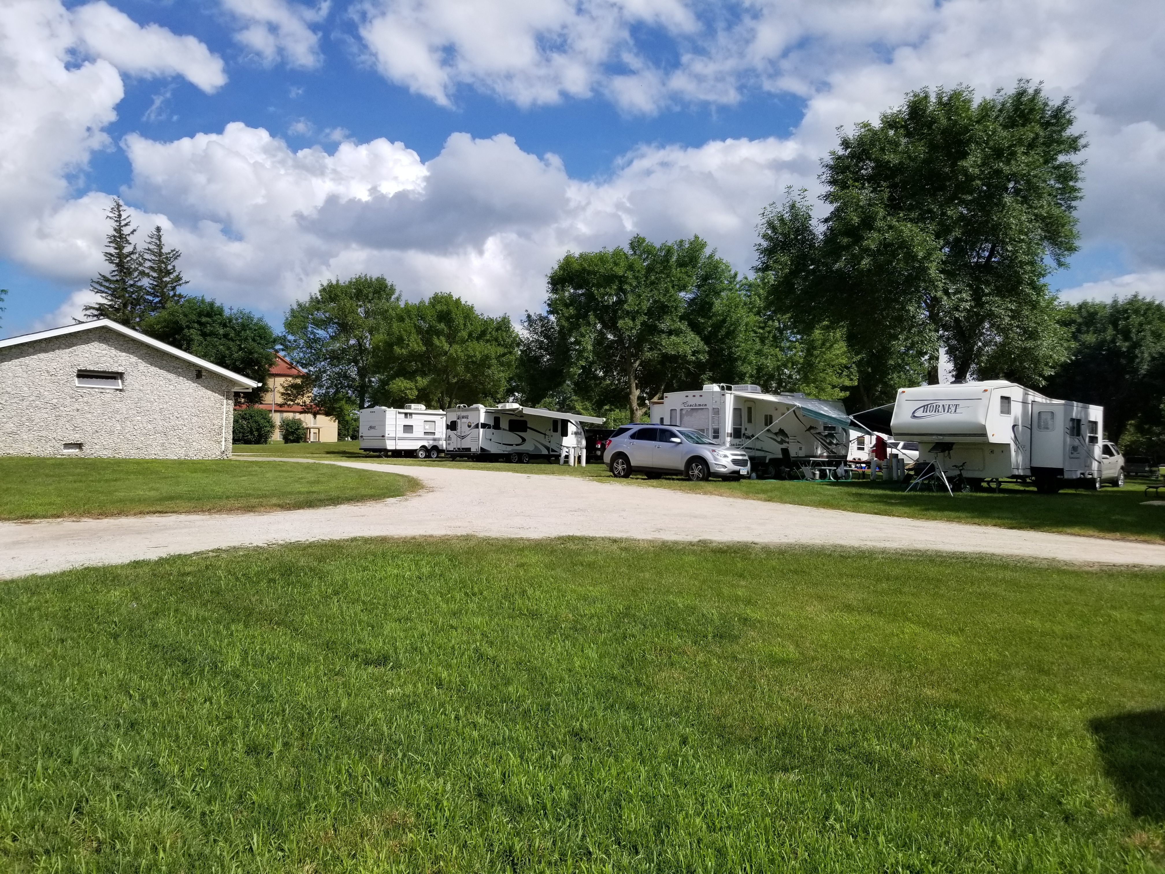 West Bend Campground