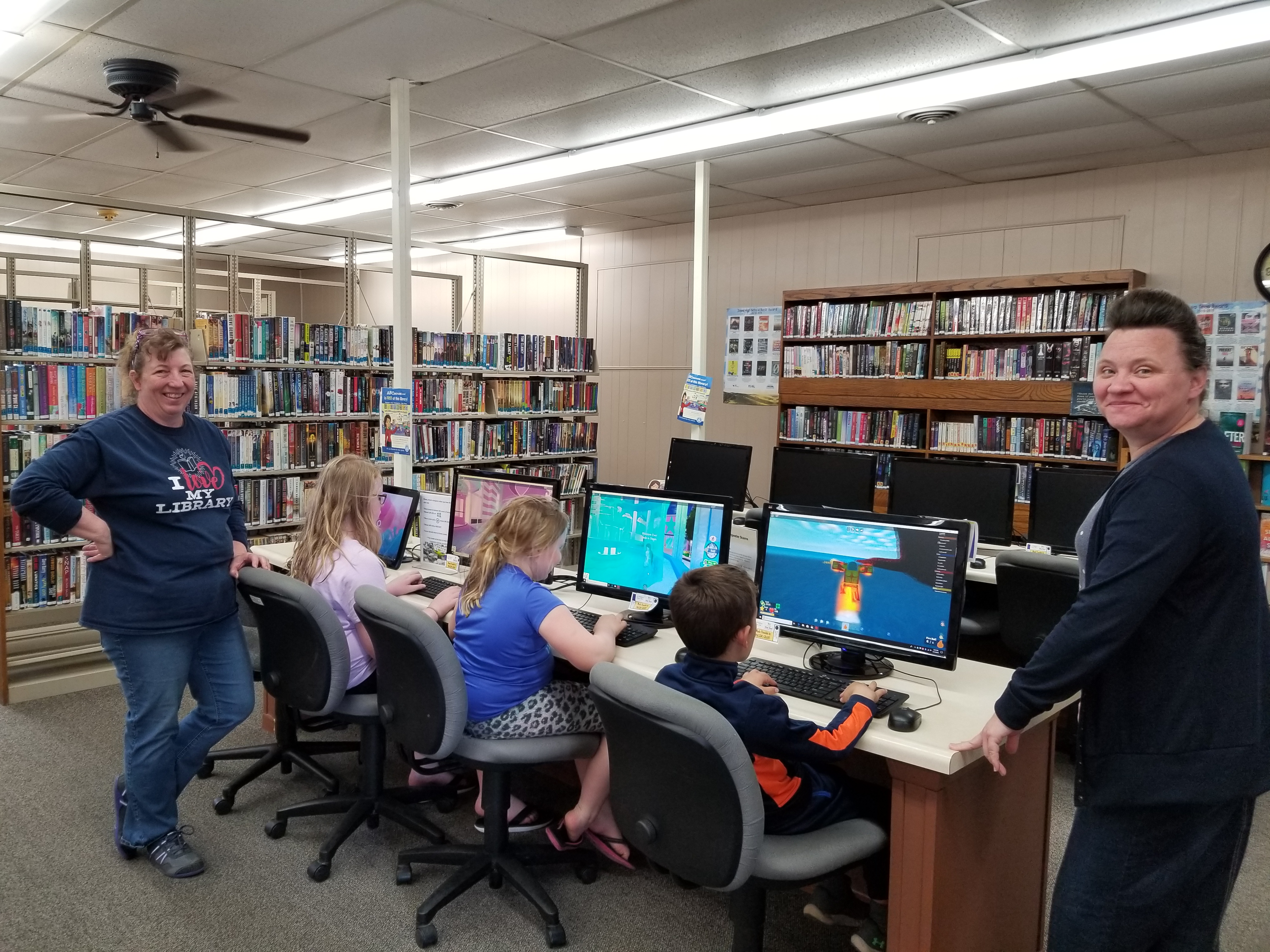 West Bend Library Staff