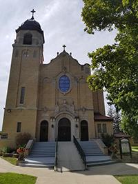 SS Peter & Paul Church
